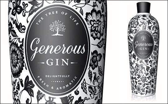 Generous Gin - ginebra PD