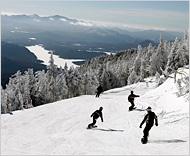 So pumped for ski season! Whiteface Mountain, NY
