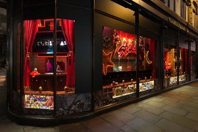 Lily Of The City:  Lily Of The City Christmas shop windows 2013 2014...