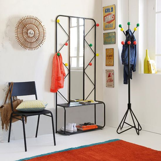 1000 ideas about coat stands on pinterest natural coat - Range chaussures mural ikea ...