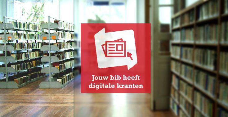 Stad Beringen Bibliotheek GoPress digitale kranten