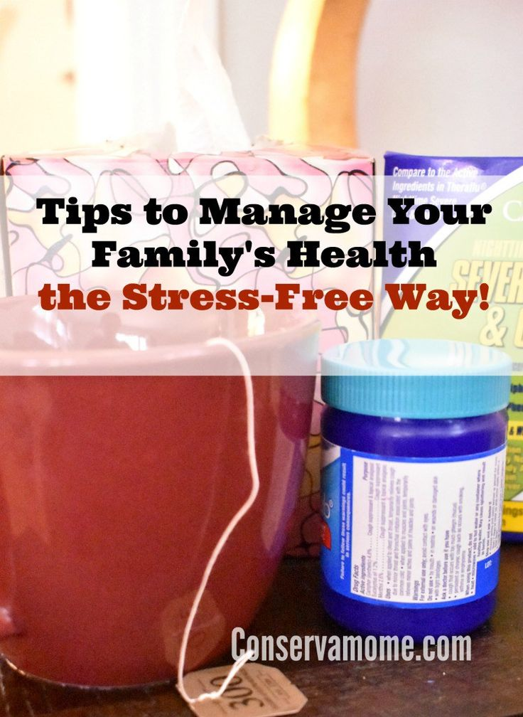 Keeping your family healthy can be a tough job but here are some Tips to Manage your family's health the stress-free way! #UHCvirtualvisits #ad
