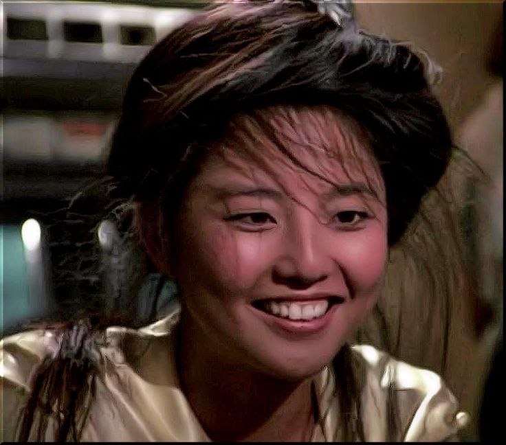 Tamlyn Tomita Karate Kid 2 So Adorable Her And Missy