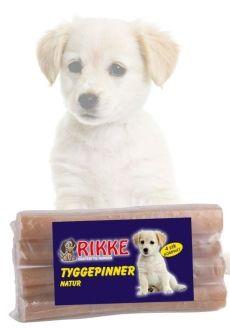 Hundesnacks tyggepinner 12,5cm 4pk