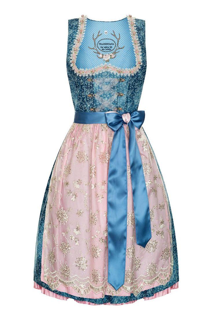 Tramontana-midi-dirndl-65er-blue-pink-josie