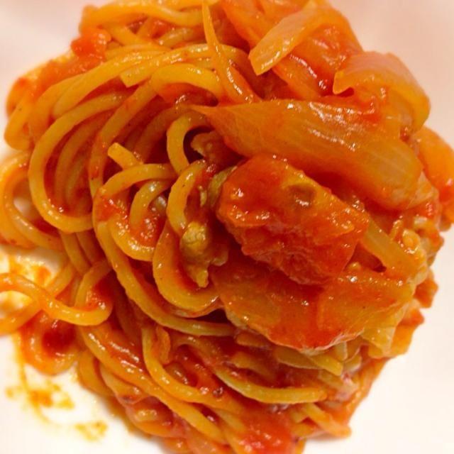 お鍋一つで作ったパスタが 一番美味しいパスタだった! - 11件のもぐもぐ - 簡単パスタ by abogadooo