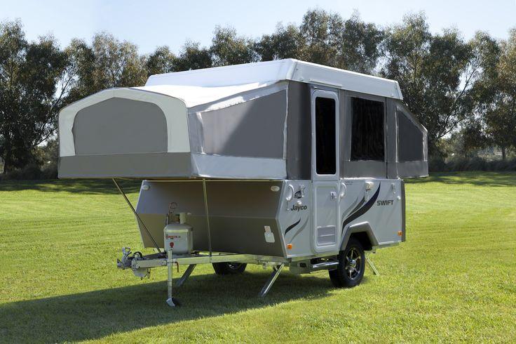 Jayco Swift Camper Trailer #jayco #jaycoaustralia #swift #campertrailer #roadtrip #australia #travel #holiday