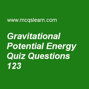 how to find mass in gravitational potential energy