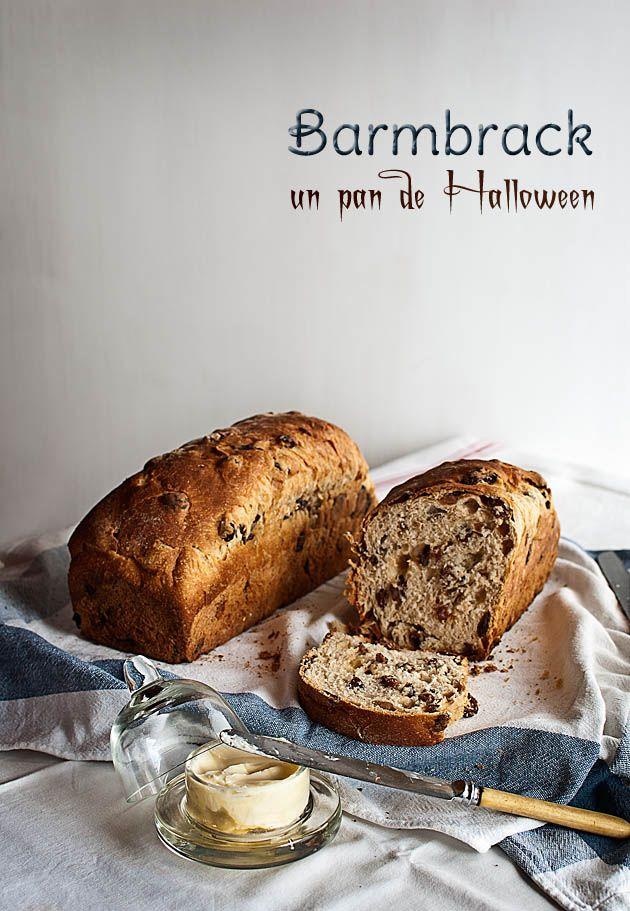 Barmbrack, un pan de Halloween | Recetas con fotos paso a paso El invitado de invierno
