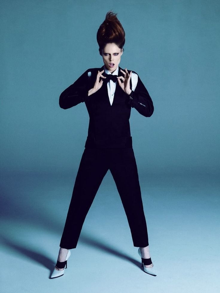 17 Best images about Coco Rocha --Queen of Posing on ...