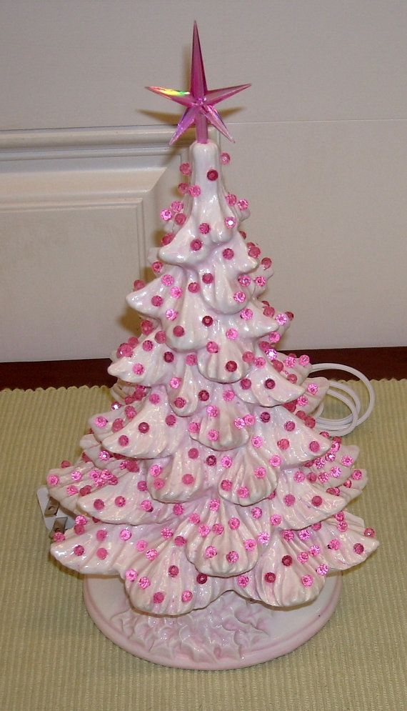 1229 best Pink Christmas images on Pinterest | Xmas trees ...