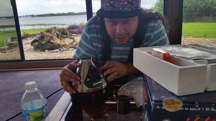 Volcano vaporizer by Storz&Bickle  review