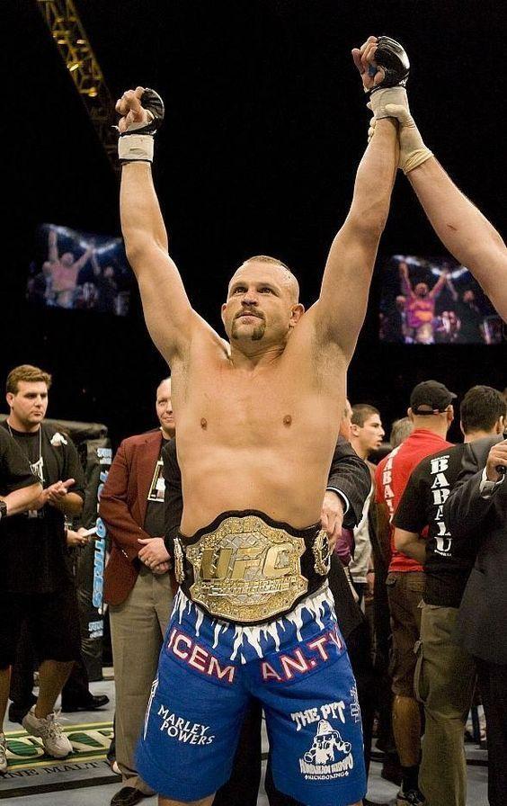 Chuck Liddell UFC20Years