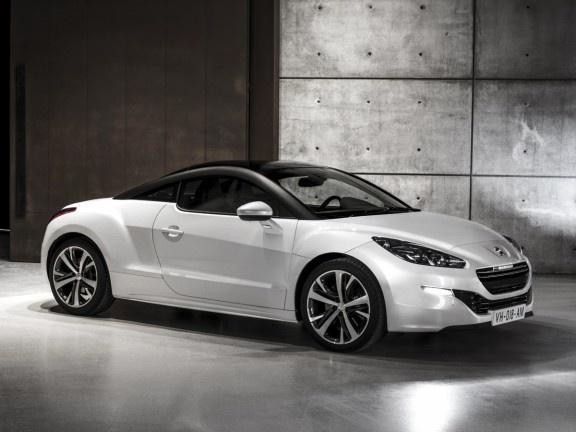 La Nouvelle Peugeot RCZ 2013