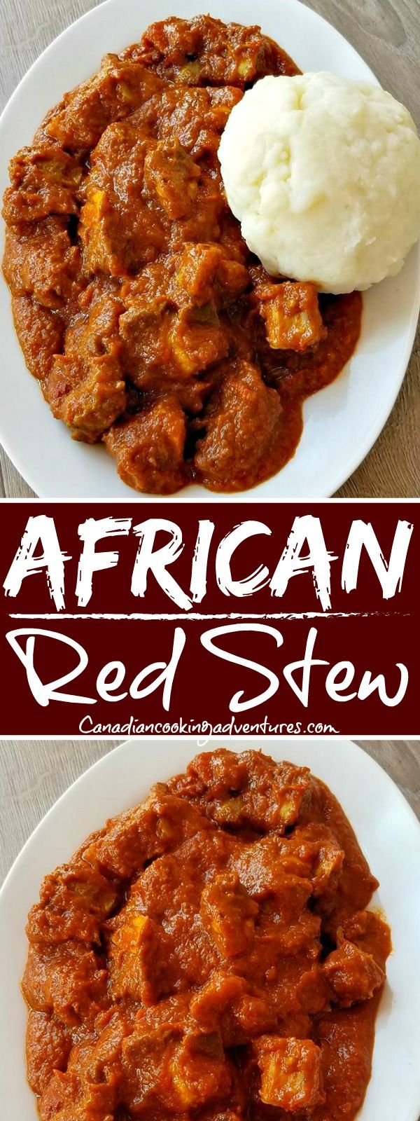 African Red Stew
