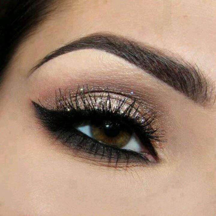 Like her eyebrow shape