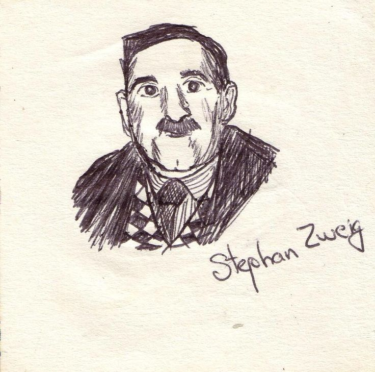 Stephan Zweig (bolígrafo)