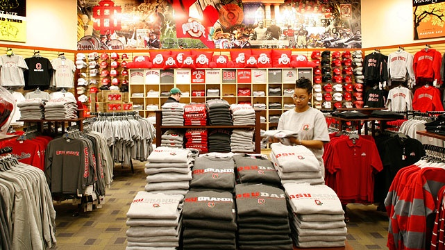 Ohio State Bookstore