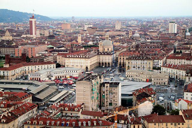 Turin, Italy / photo by Fulvio