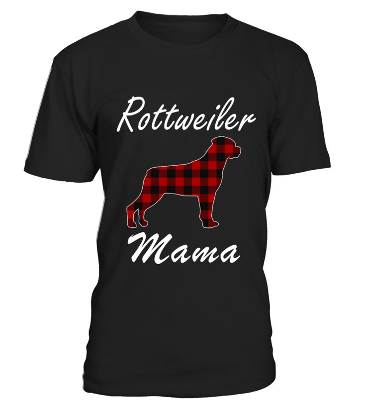 Rottweiler t shirt Rottweiler Mama Plaid Shirts  #mamagift #oma #photo #image #idea #shirt #tzl #gift #eumama