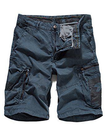 13b77db5cc Eaglide Mens Athletic Cargo Shorts, Men's Regular Fit Casual Shorts Khaki  Review