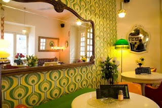 Lolina Vintage Cafe, Madrid