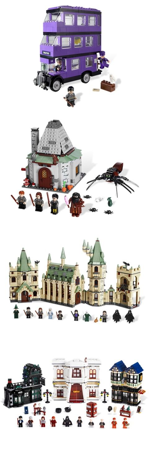 Which Harry Potter Lego set should I give as a gift this Christmas? @Lego