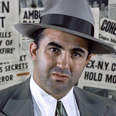 Mickey Cohen Biography