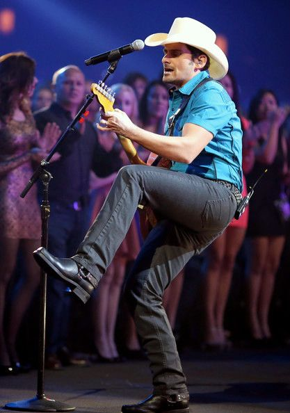 Brad Paisley, one of my favorites