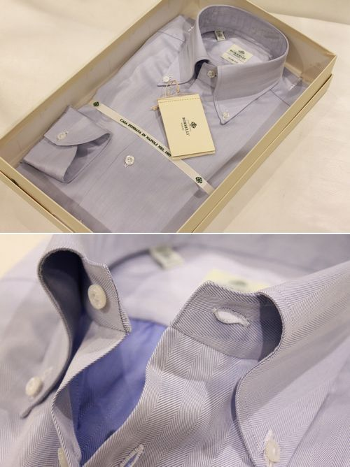 Custom tailored shirts... One day...