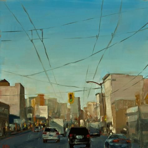 Brian  Eby - Wires on Hastings