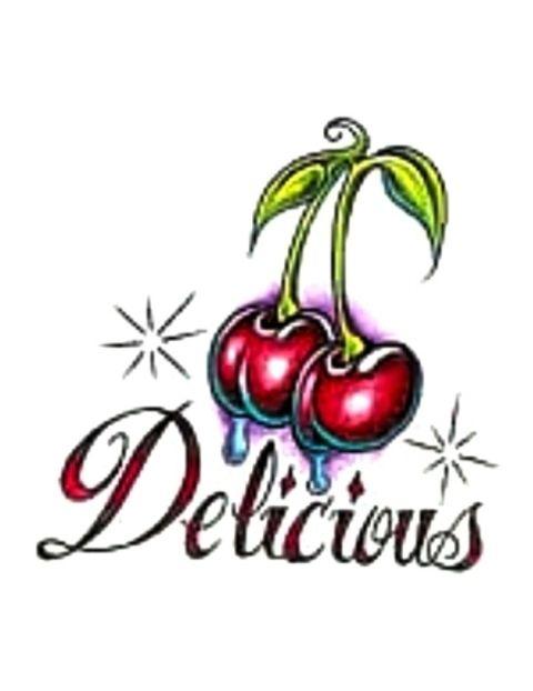 35 best tattoos with cherries images on pinterest cherries two cherries tattoo pin delicious tattoo on pinterest urmus Gallery