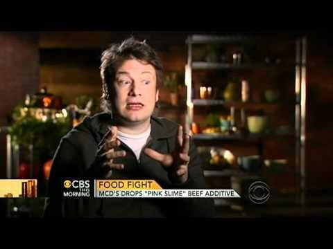 Jamie Oliver Vs Mcdonalds Youtube