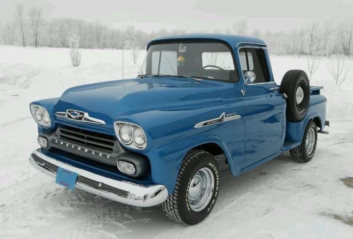 Die besten 25+ Chevy apache Ideen auf Pinterest | 57 chevy trucks, 55 chevy truck und Chevy ...