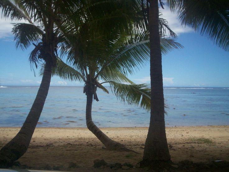 Coral Coast, Fiji   Travel blog by Xueller