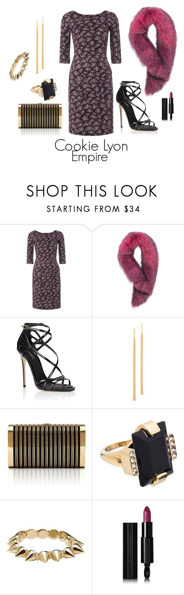 """""""Empire"""" by sparkle1277 ❤ liked on Polyvore featuring White Stuff, Andrew Marc, Dolce&Gabbana, Gorjana, Marni, CC SKYE and Givenchy"""