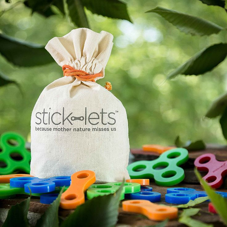 Stick-lets urban fort kit 12 pieces