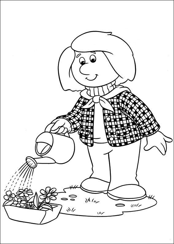 pstman pat colouring pages. 31 Postman Pat printable coloring pages for kids  Find on book thousands of 14 best postman pat images Pinterest Birthdays and