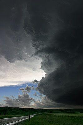 SD storm cloud