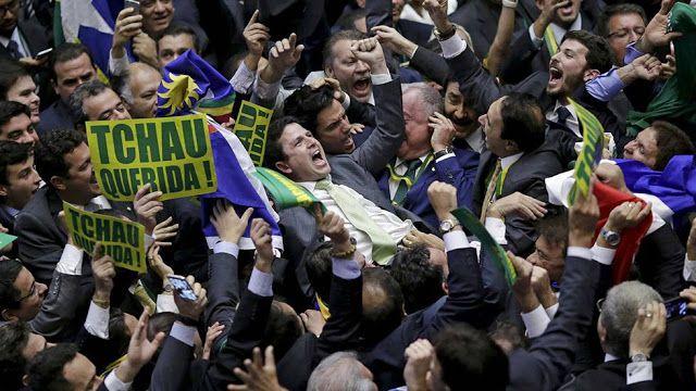 Mi blog de noticias: IMPEACHMENT DILMA ROUSSEFFEl Congreso brasileño ap...