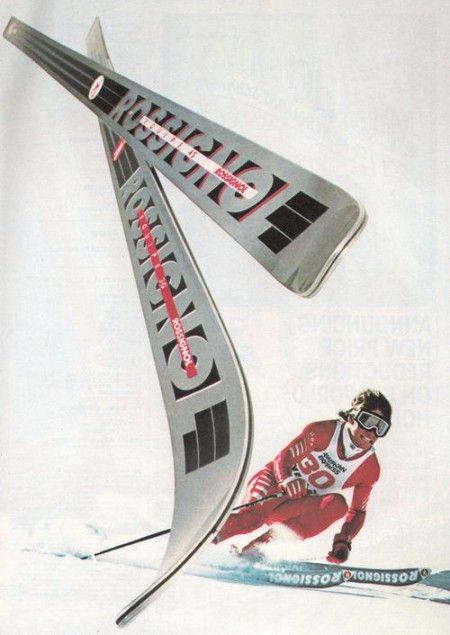 Vintage Ski Ads Pt.1: Racing blog.iso50.com