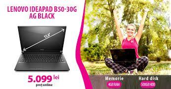 Reducere 1390 lei la laptop lenovo
