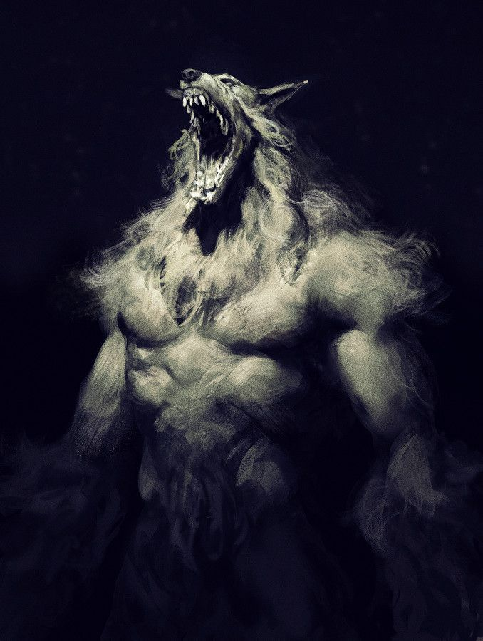 Werewolf Wip : Photo