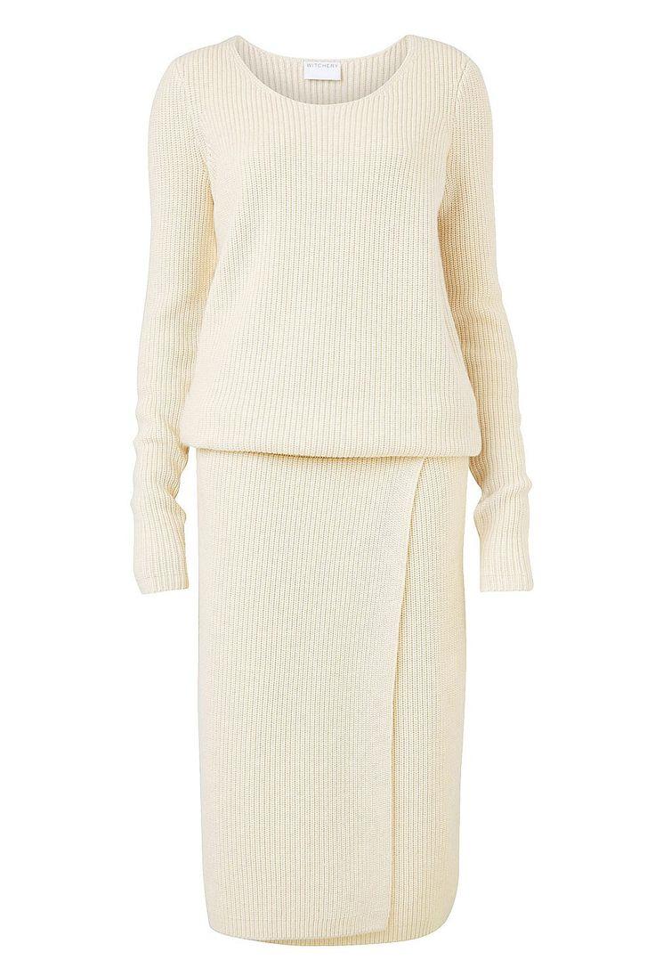 Grace Knitted Dress