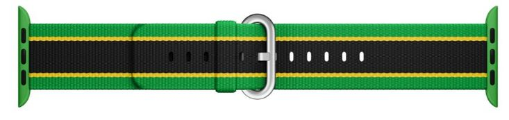 Apple Watch International Collection Bands For Rio 2016 Olympic Games