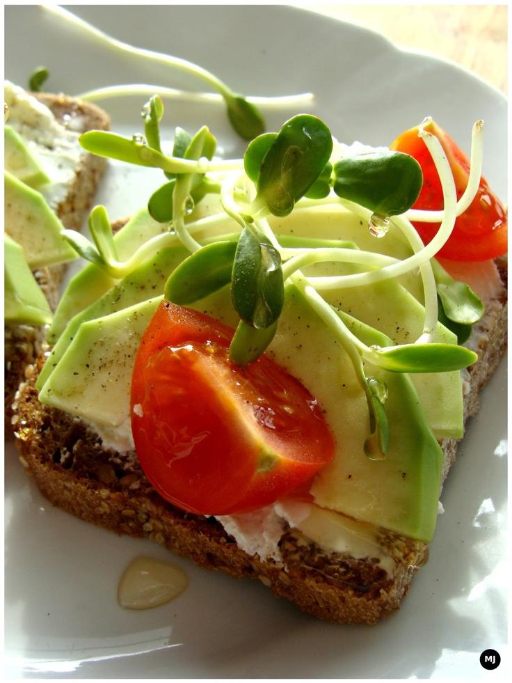 Sandwich de luxe