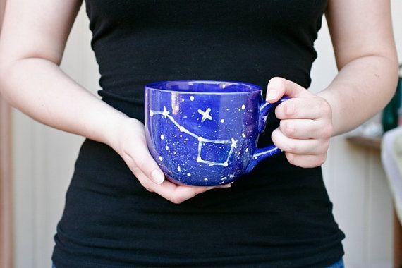 Hey, I found this really awesome Etsy listing at https://www.etsy.com/listing/182615962/28oz-big-dipper-mug-constellation-night