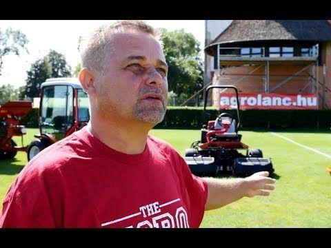 Milyen az Agrolánc Kft. gépeivel dolgozni? Miben segít nekik egy profi, Toro, hengerkéses fűnyíró, vagy miért praktikus az Antonio Carraro traktor? Milyen egy valóban hasznos sportpályaápoló gép? Milyenek a személyes benyomásaik a céggel kapcsolatban?