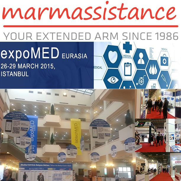 marmassistance visited expoMED, the region's leading and indispensible showcase of hospital medical equipment, medical devices and medical technology.
