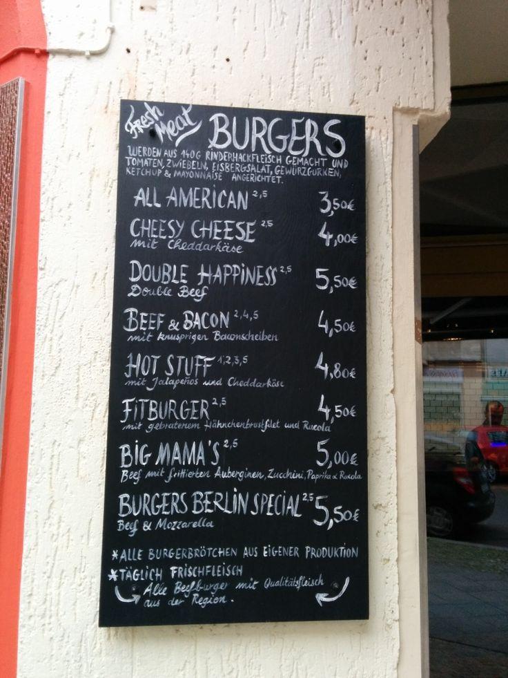 Burger Berlin: Das Burgers in der Pestalozzistrasse   Hubert-testetHubert-testet